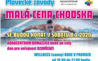 Plavecké závody 8.2.2020