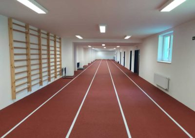 Atletický tunel - KARATE