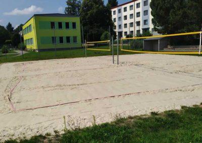 Volejbal - Beach